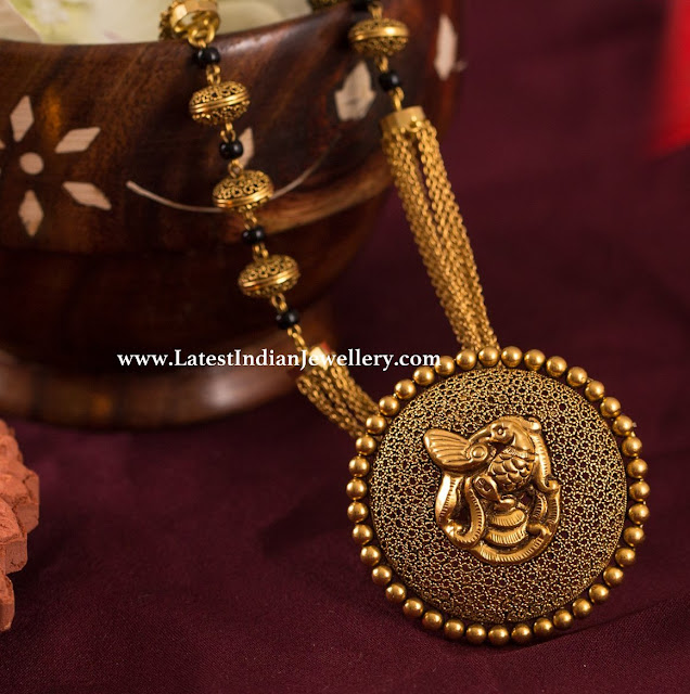 Designer Mangalsutra for Modern Wife
