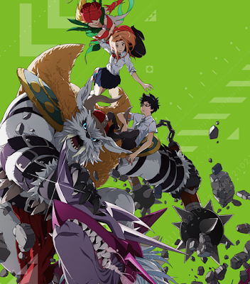 Digimon Adventure Tri. 2: Determination | Ketsui | English Subbed | 720p | TVRip | Ep. 01 - 04