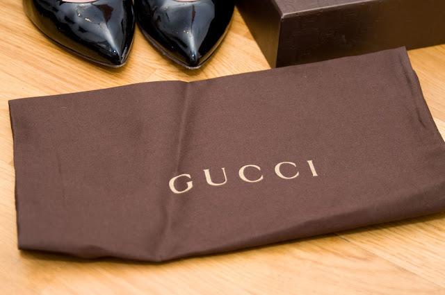 worek bawełniany Gucci, jak wygląda oryginał