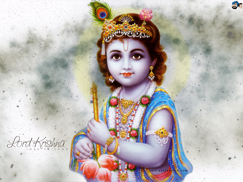 ALL-IN-ONE WALLPAPERS: Lord Krishna HD Wallpapers