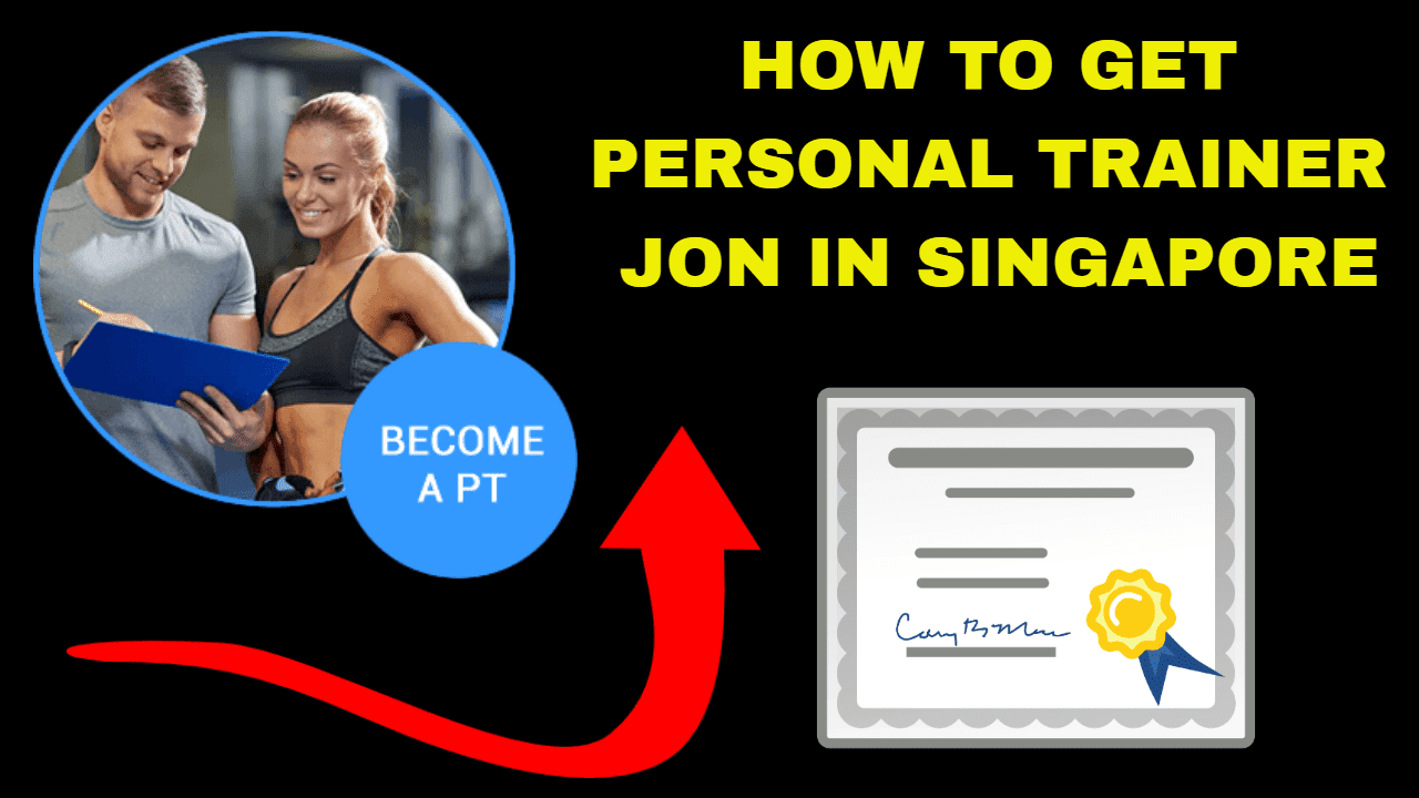 How To Get Fitness Job In Singapore As A Personal Trainer Vikas