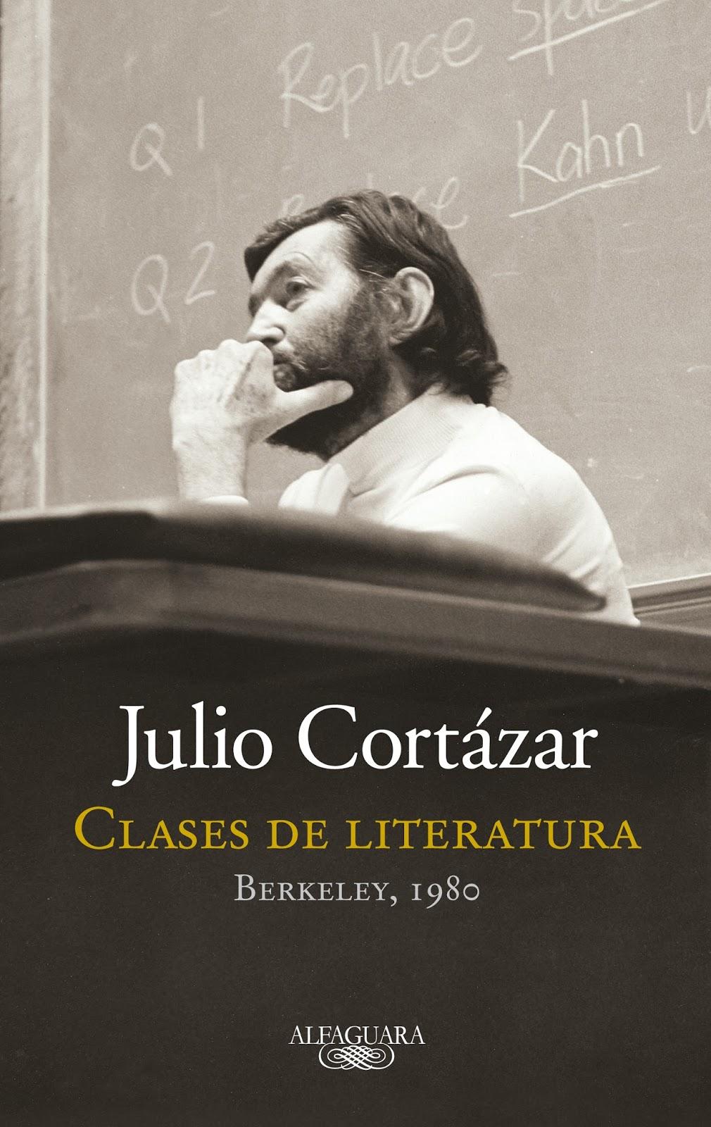 Reseña: Clases de literatura, de Julio Cortázar