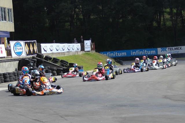 FIA México – National Karting Championship RETO TELMEX, se prepara para la temporada 2017.