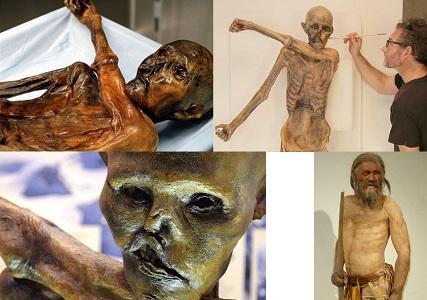 Ötzi (Buz Adam) Mumyası