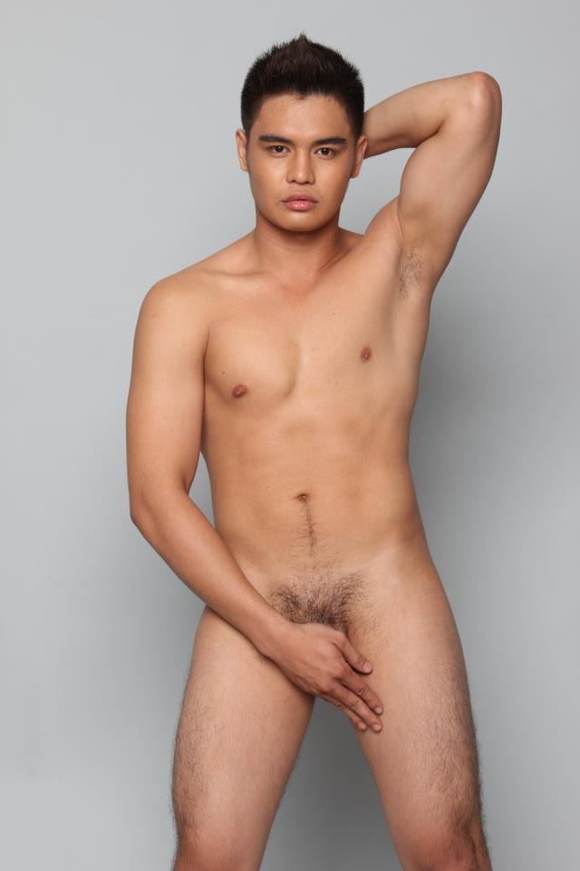 Michael Fideles Nude for Himas