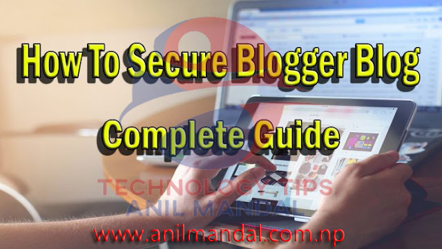 How to Add HTTPS on Blogger Blog for Free Complete Guide