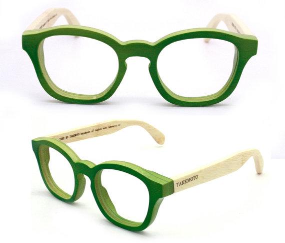 FASHION Takemoto Handmade Eyewear - The Conscience ...