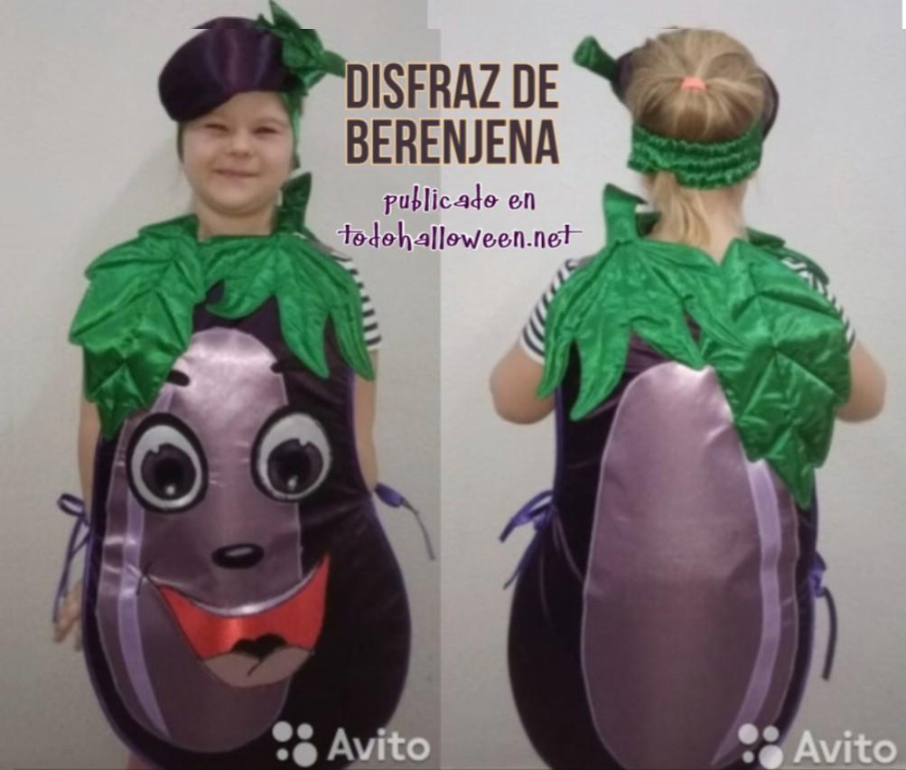 Todo Halloween Ideas Para Disfraces Caseros De Frutas Y