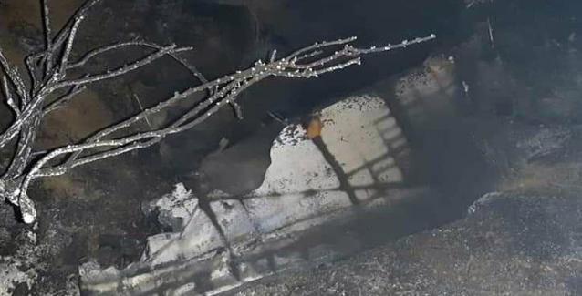 Κατεχόμενα: Ρωσικής κατασκευής πύραυλος το ιπτάμενο αντικείμενο που συνετρίβη