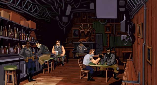 Full Throttle Remastered PC Full Español