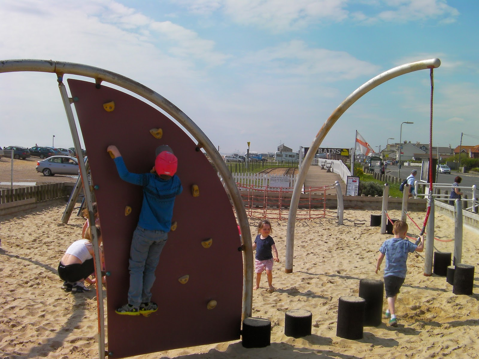 childrens playground eastoke corner hayling island