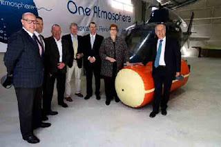 Pegasus helicopter flotation device