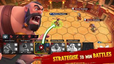 Gladiator Heroes Mod Apk v1.7.2  Android