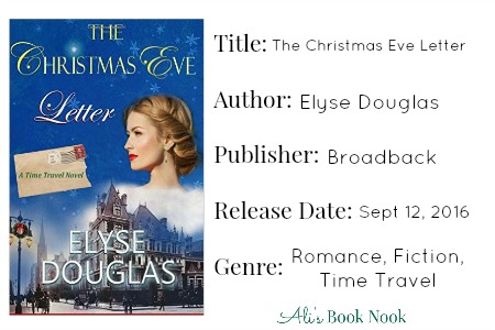 The Christmas Eve Letter by Elyse Douglas publication information