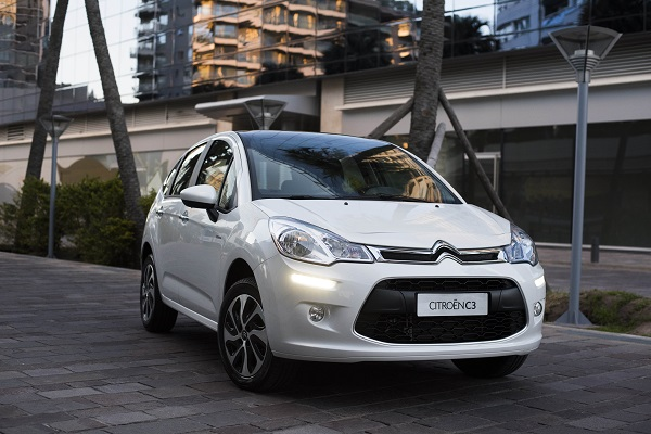 Citroën C3 Techno