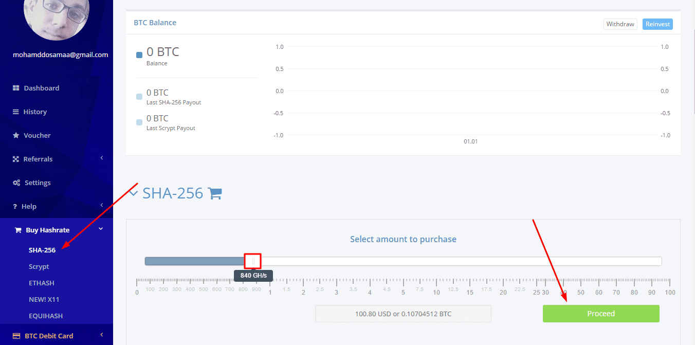 sha 256 bitcoin mining