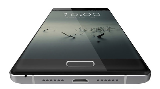 Smartphone Bluboo Xtouch ahead of iPhone 6 to the speed of the fingerprint scanner [video]