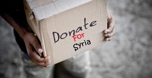 Tipu-tipu Donasi ke Suriah