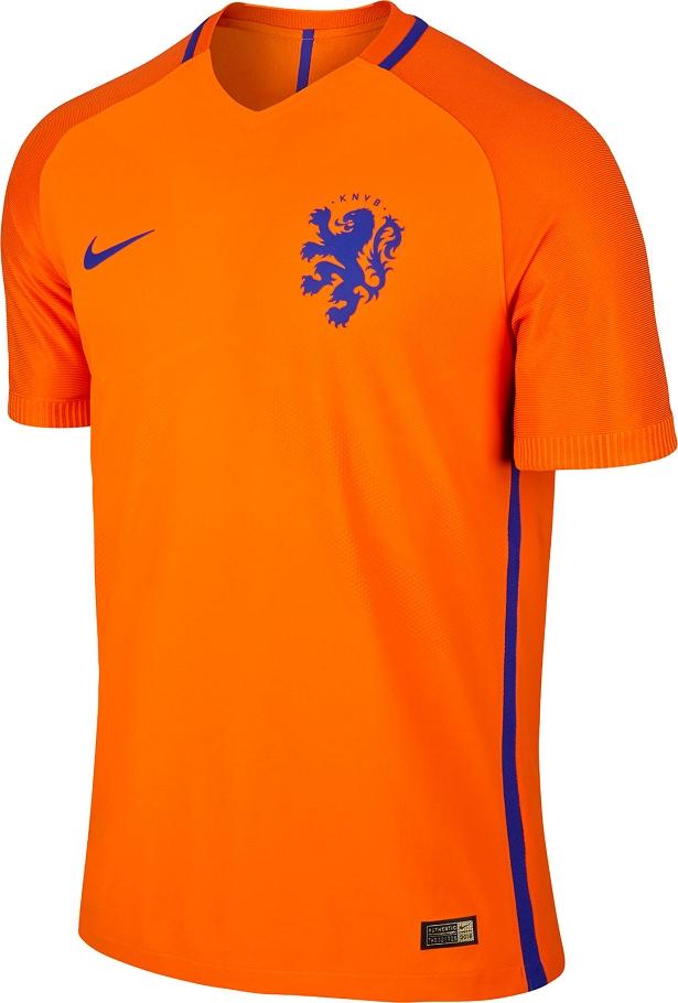 6b136ac4f06af Nike divulga as novas camisas da Holanda - Show de Camisas