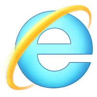 Internet Explorer (commonly abbreviated IE or MSIE) is a fast, fluid and secure web browser