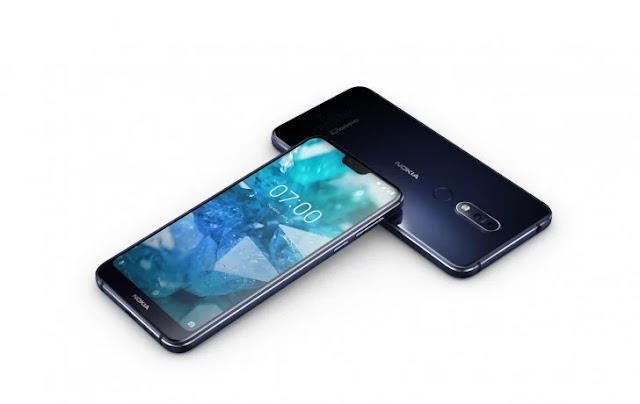 Spesifikasi dan harga Nokia 7.1