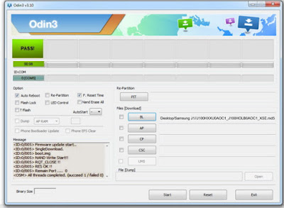 Download Odin3 v3.10.0 For Samsung