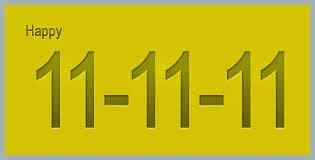 Arti angka 11-11-11