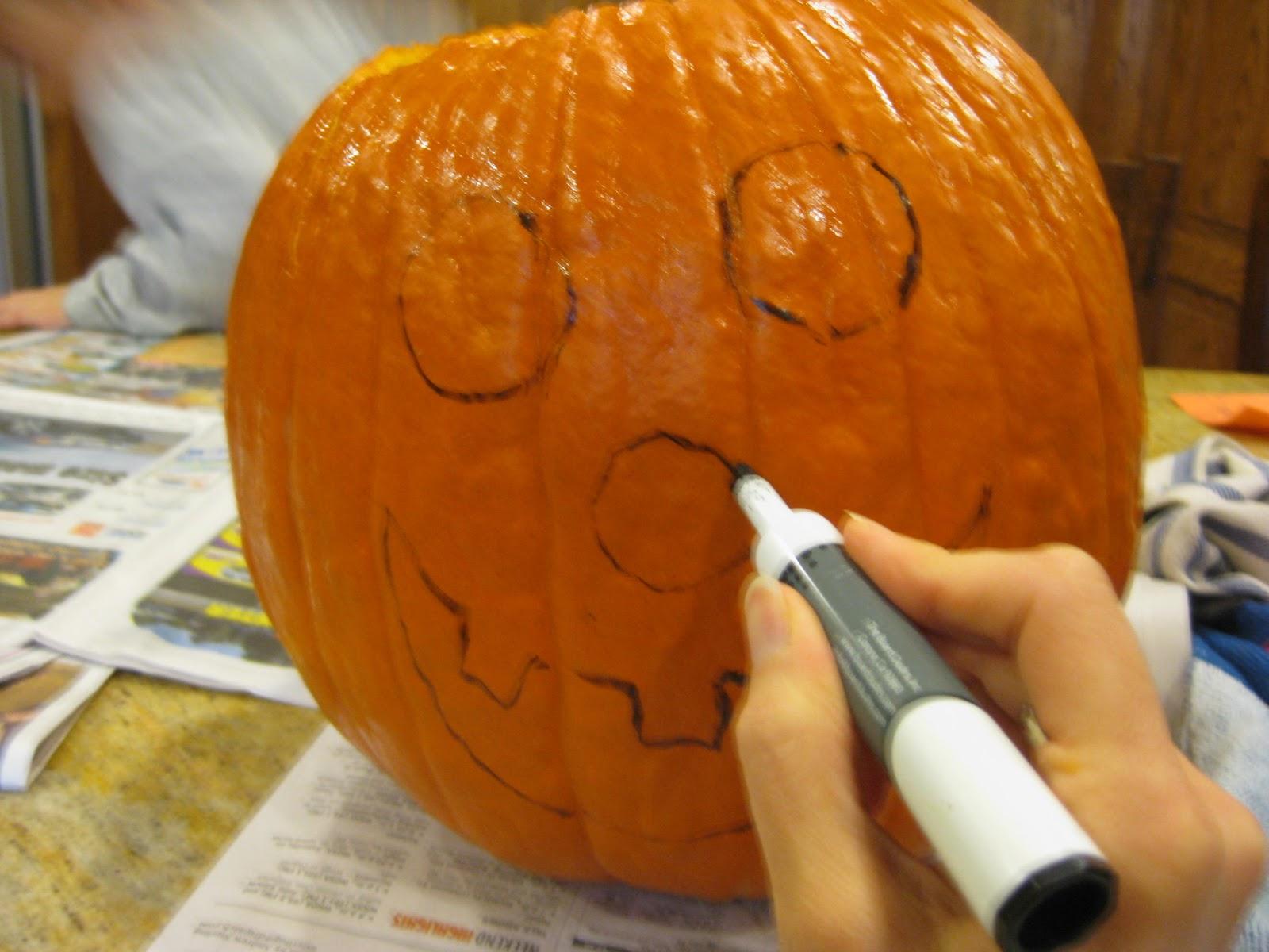 Sweet Peas and Pumpkins: October 2012