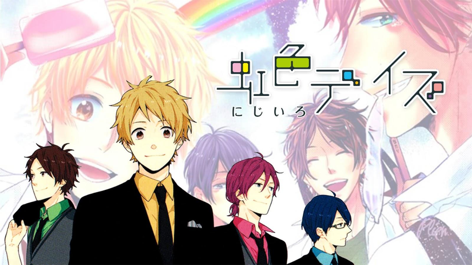 Nijiiro Days Sub Indo Episode 1 24 END