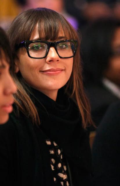 04408d70c6fc8 Miss Spectacles  Rashida Jones Wearing Glasses