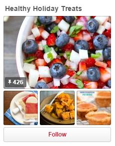 Healthy Holiday Ideas   Pinterest