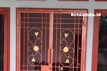Jasa Pintu Kawat Nyamuk Besi Tempa atau Minimalis di Cibubur Cileungsi, Jonggol, Kranggan, Sentul, Bogor dan Ciangsana