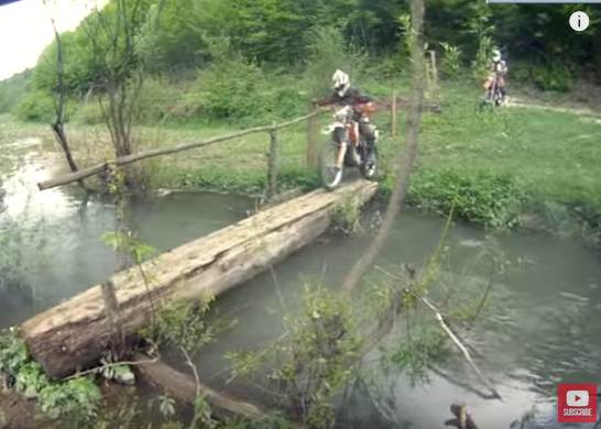 Some moments of dirt biking on the Enduro Paradise tracks