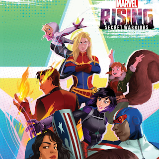 [Tamil] Marvel Rising : Secret Warriors Movie Tamil Dubbed [720p HD] 1