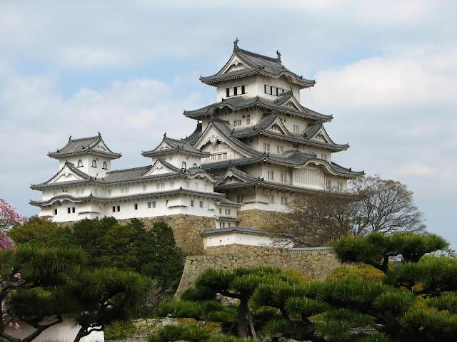 Castello di Himeji Jo