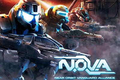 Download Game Android Gratis N.O.V.A apk + data