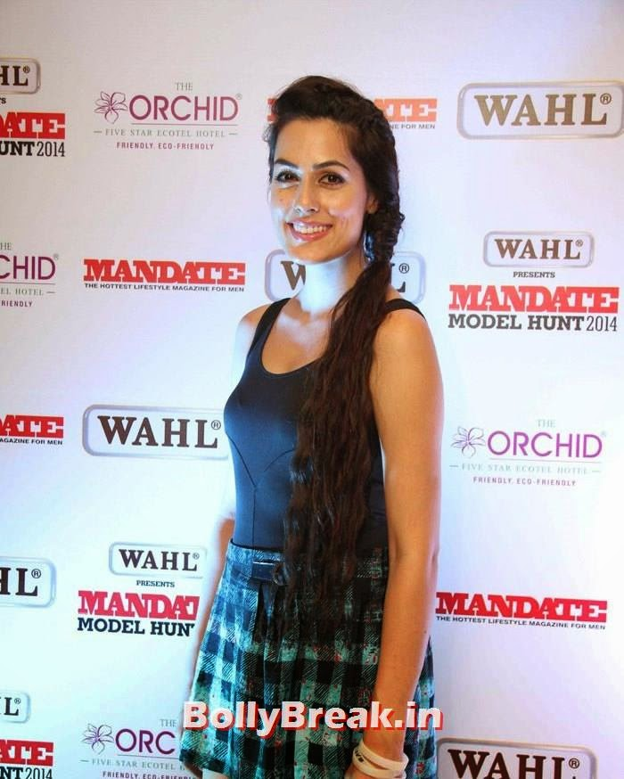 Amrit Maghera, Mandate Model Hunt 2014 Grand Finale Photo Gallery