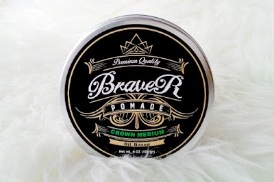 Brever Pomade Crown Medium
