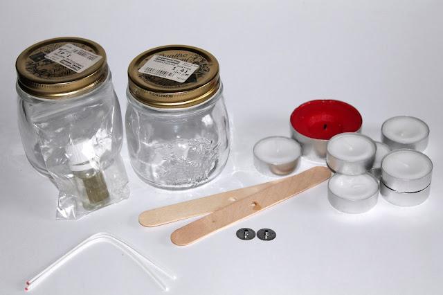 DIY, Basteln: Duftkerze als Geschenkidee und Wohndekoration - DIYCarinchen