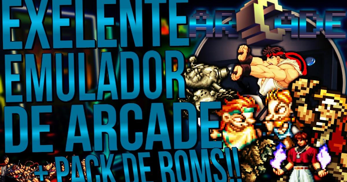 Exelente Emulador De「ARCADE」┃FBA4DROID┃+「Pack De ROMS!!」Para