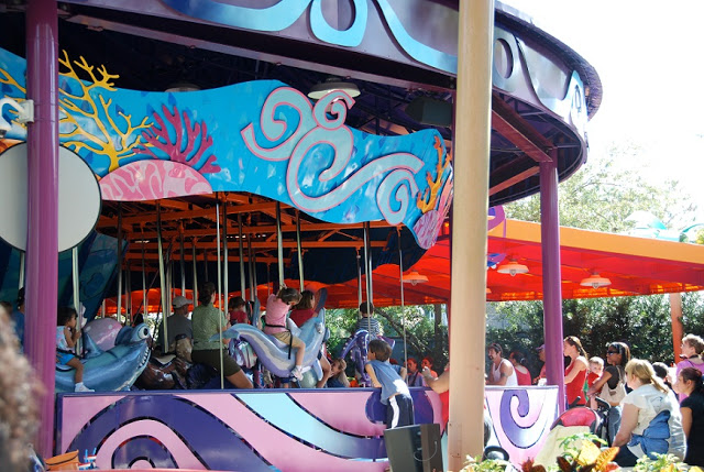 Sea Carousel en Sea World