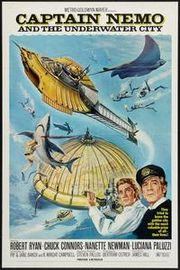 Watch Captain Nemo and the Underwater City Online Free in HD