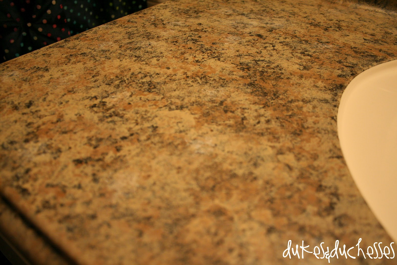 Ugly Granite Countertops How To Paint Over White Normal Countertops Vanity Tops To