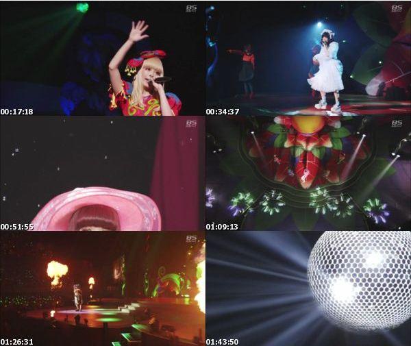 [TV-Variety] きゃりーぱみゅぱみゅ – KPP 5iVE YEARS MONSTER WORLD TOUR 2016 (BS-Sky 2016.11.26)