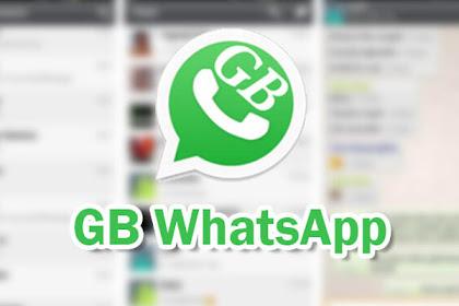 Download Aplikasi GB whatsapp Versi Terbaru