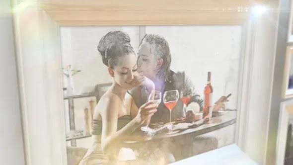 Videohive Romantic Gallery 8583110