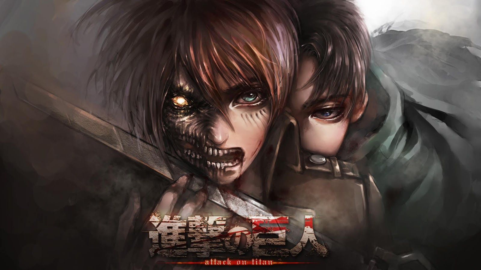 Images Of Attack On Titan Movie 1 Crimson Bow And Arrow Dub