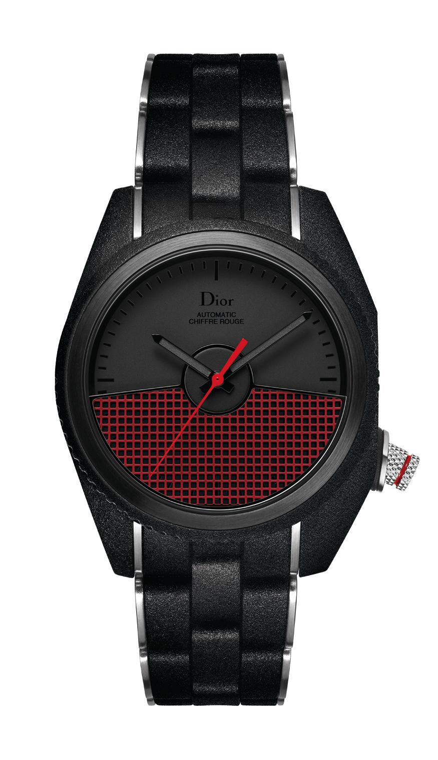 d6c0603f12a Estação Cronográfica  Chegado(s) ao mercado - relógio Dior Chiffre ...