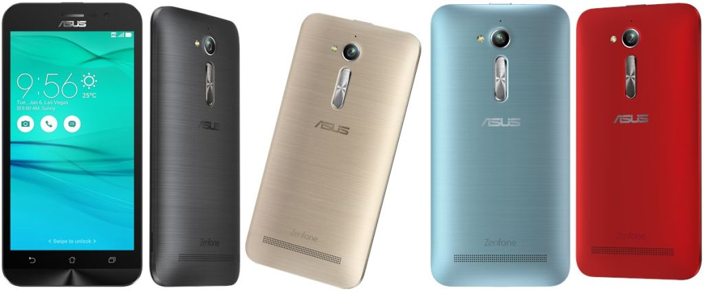 Asus ZenFone Go (ZB500KL) (2016) with Specifications