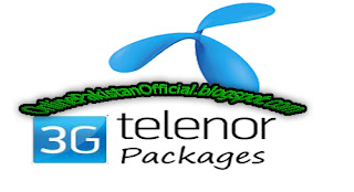 telenor 3g  Daily, Weekly, Monthly packages 2016